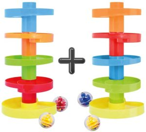 Educational Ball Drop Toy for Kids