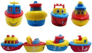 Magnet Boat Set for Toddlers & Kids - Fun & Educational
