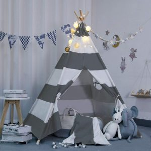 scriptract Kids& Pets 6ft Teepee Tent