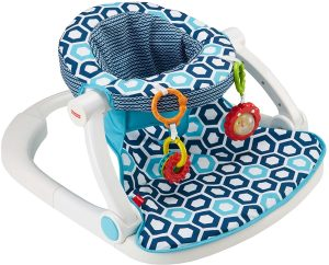 Fisher-Price Sit-Me-Up Baby Floor Seat