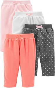Simple Joys by Carter's Girls' Fleece