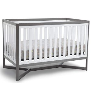 Delta Children Tribeca 4-in-1 Baby Convertible Crib