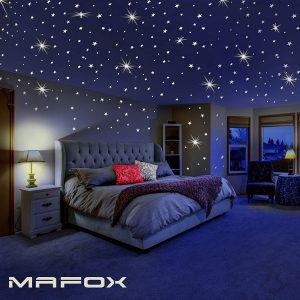 Glow in The Dark Stars for Ceiling