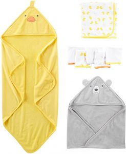 Simple Joys by Carter's Baby 8-Piece Towel and Washcloth