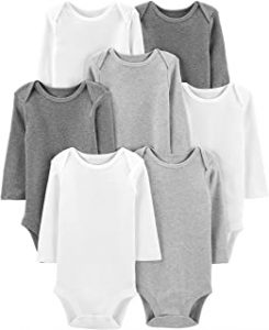 Onesies - Simple Joys by Carter's Baby Long-Sleeve Bodysuit