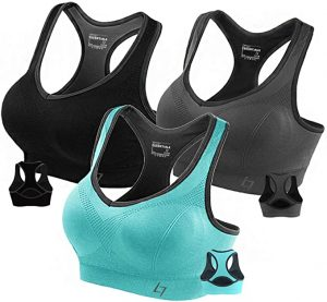 FITTIN Racerback Sports Bras for Women
