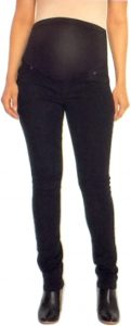 Great Expectations Maternity Petite Full-Panel Skinny Jeans