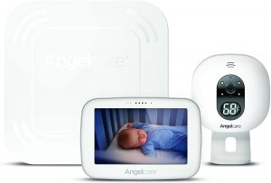 Angelcare with Video and Breathing Sensor Pad