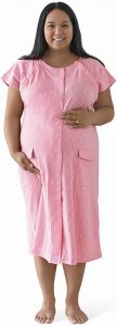 The Bravely Labor and Delivery Gown