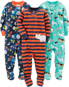 Simple Joys by Carter's Baby and Toddler Boys' Snug Fit