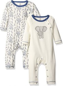 Touched by Nature Organic Cotton Coveralls